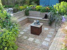 Garden Design In Cambridge Cambridgeshire Suffolk Small Backyard Landscaping Small Garden Design Garden Seating Area