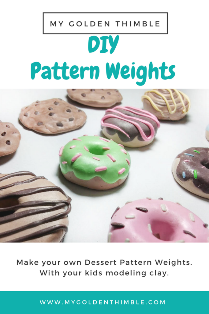 The Cutest Diy Sewing Pattern Weights Pattern Weights Diy