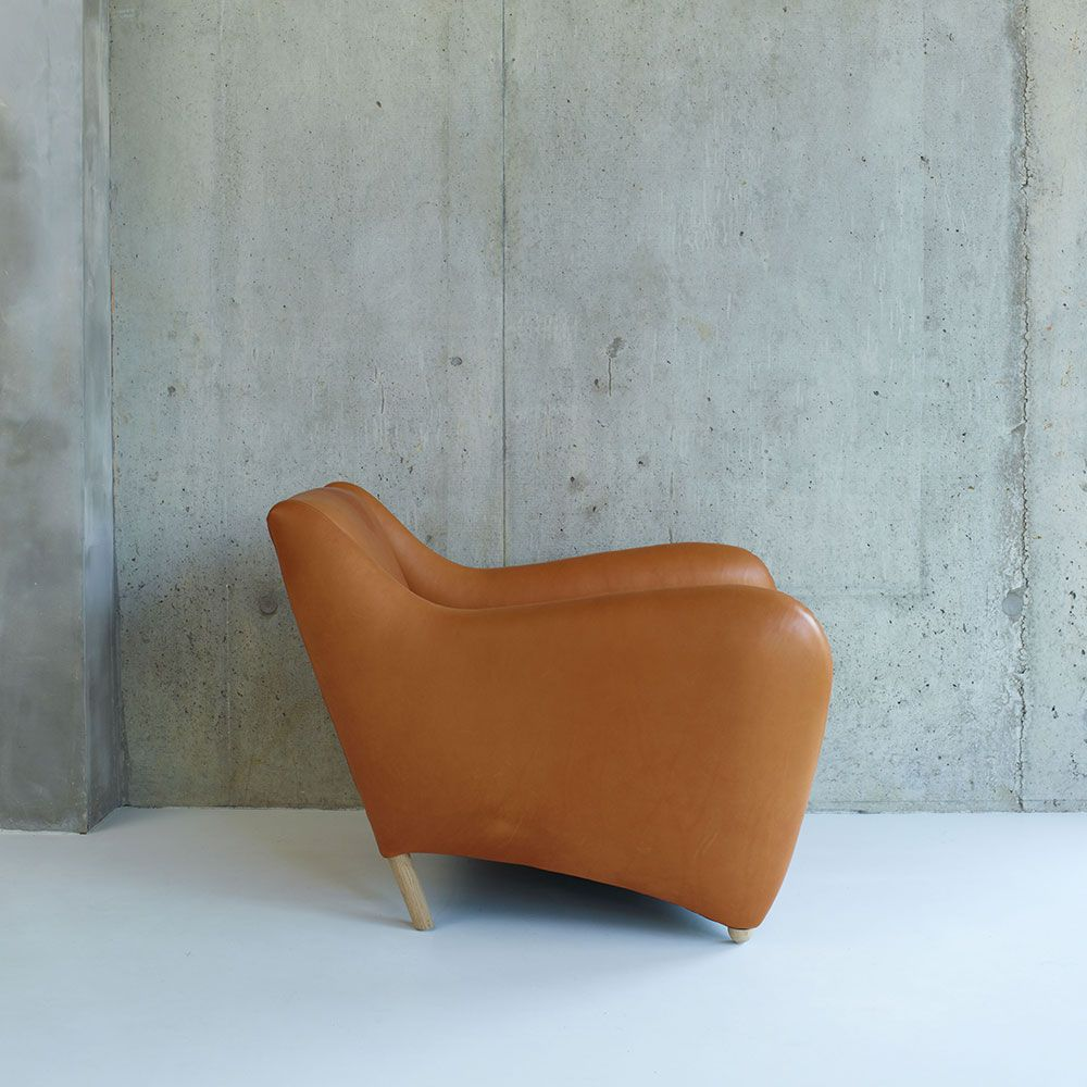 The making of matthew hilton 39 s balzac chair by scp - Hilton furniture living room sets ...