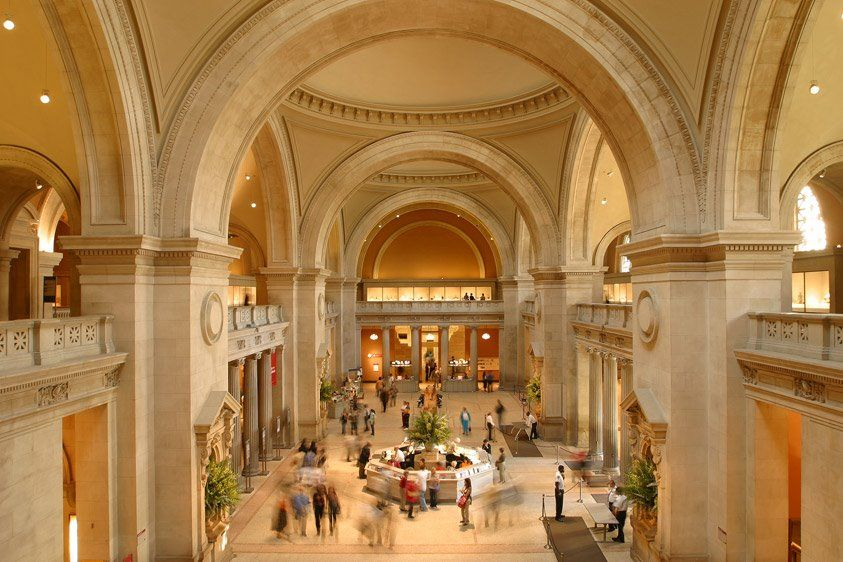 The metropolitan museum of art new york my new york for The metropolitan museum of art nyc