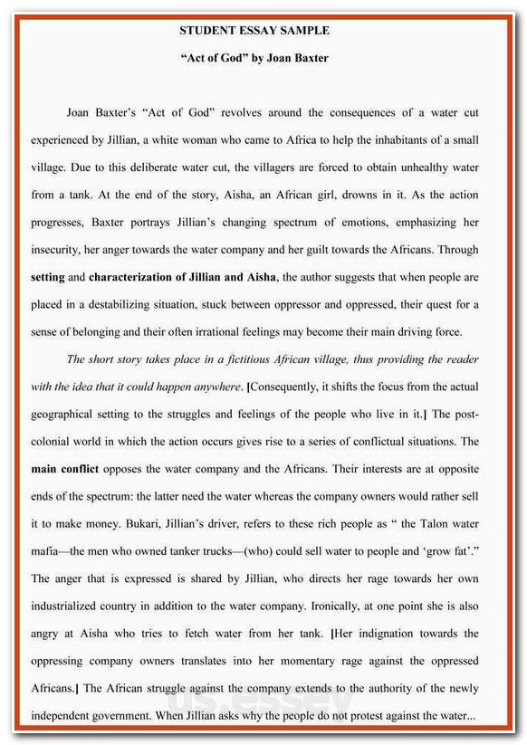college narrative essay example interesting college essay topics