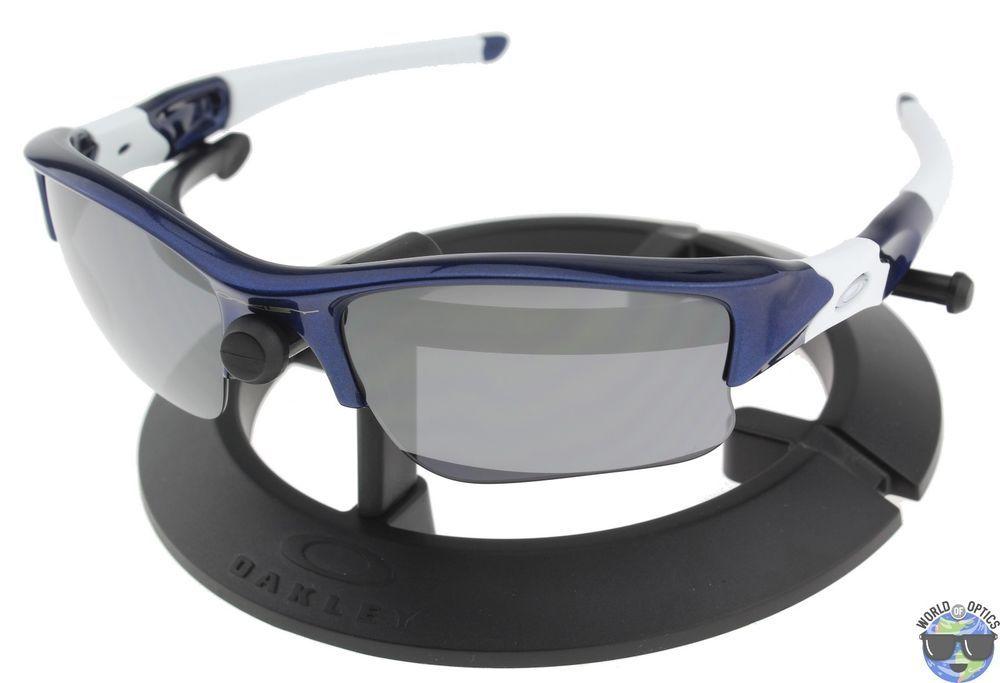6533fe684e ... wholesale oakley sunglasses flak jacket xlj 03 931 team navy blue w  black iridium lensu2026 afef3