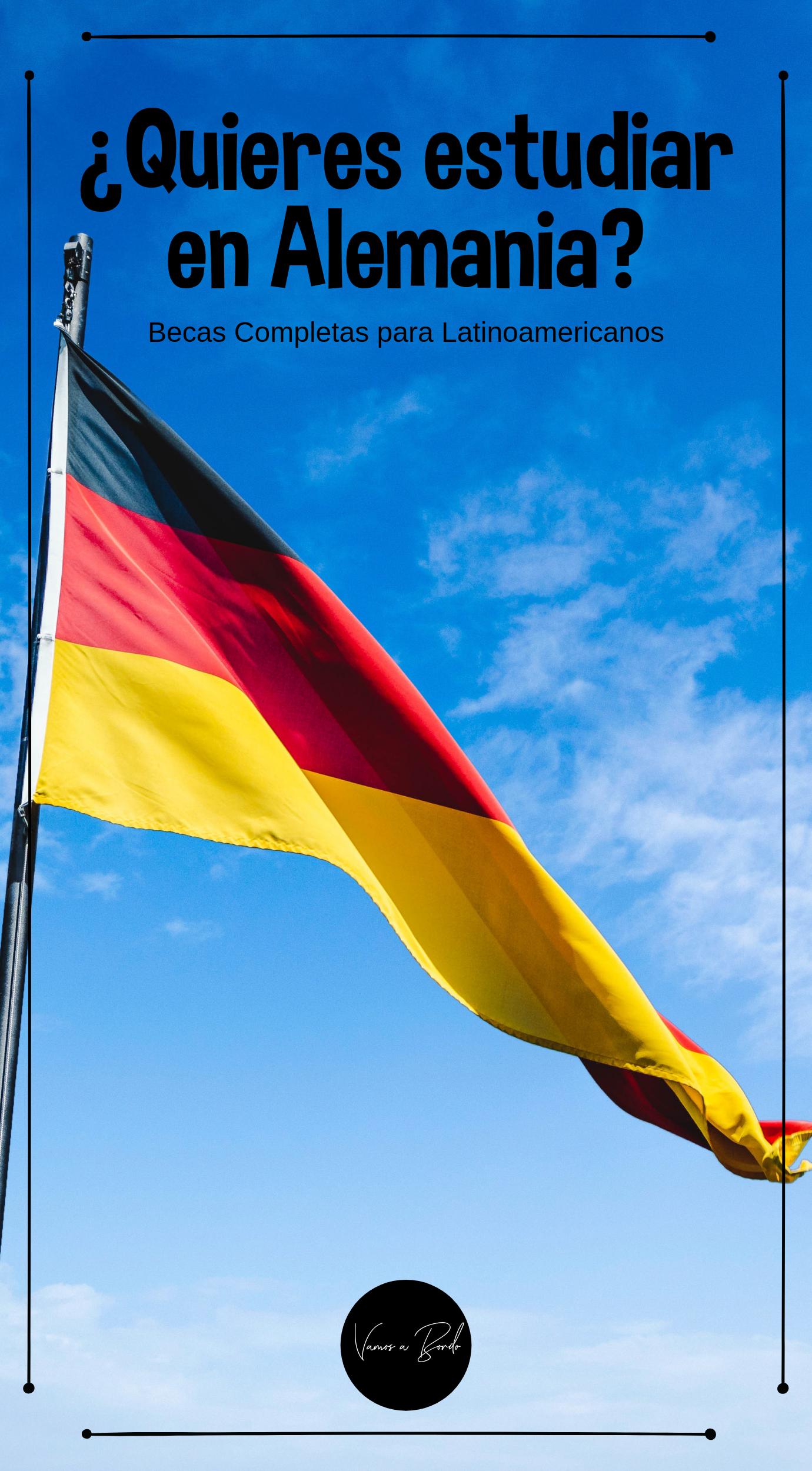 Becas Para Latinoamericanos 2021 Guía Oficial Vamos A Bordo Becas En El Extranjero Becas Universitarias Viaje De Estudios