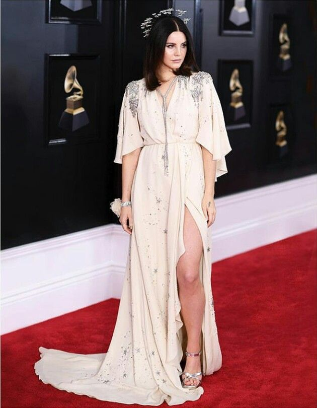 lana del rey in gucci. 2018 grammy's   clothes and whatnot   lana