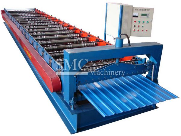 Which Kind Of Roof Panel Roll Forming Machine Do You Want Shanghai Metal Corporation Machinery Department Roof Panels Roof Cladding Steel Roofing Sheets