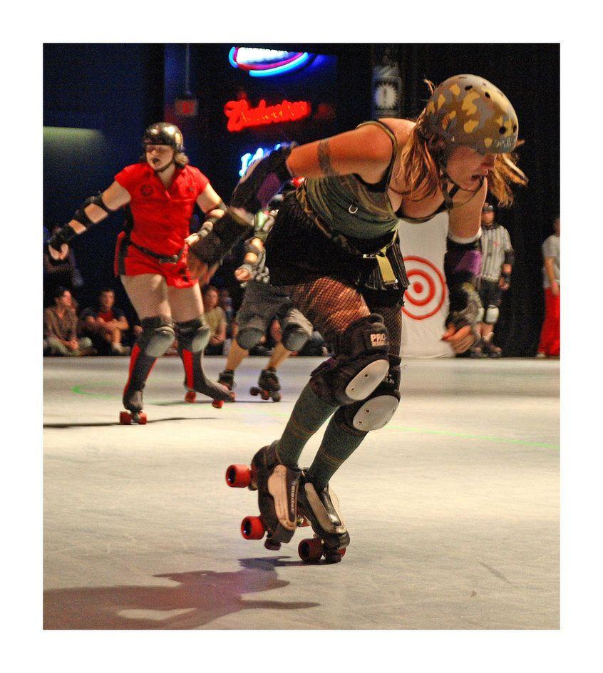 Roller skating houston - Houston Roller Derby 154 By Jamesdmanley On Deviantart