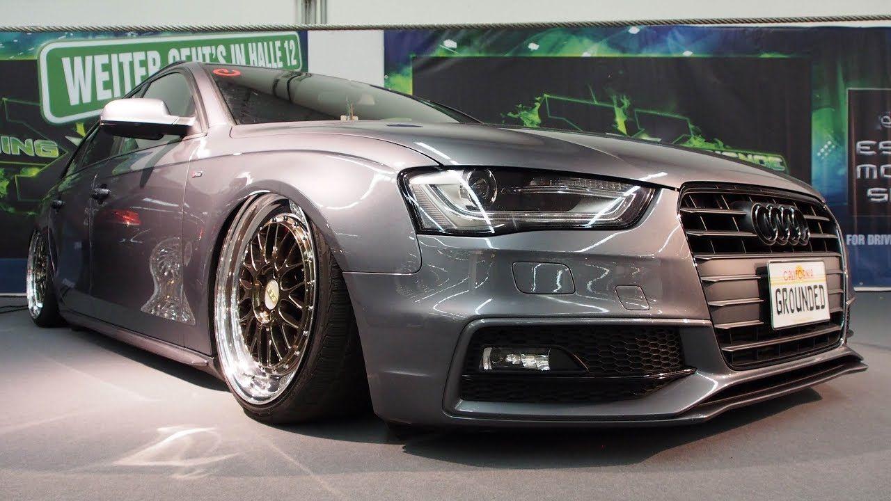 Audi A4 Avant 8k 2013 Tuning 2 0 Tdi 215ps Hp Drivetech Bbs Le