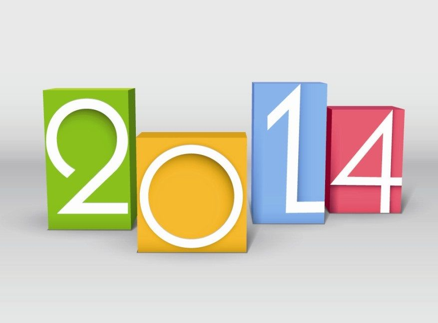 Happy New Year 2014 Maithili SMS, Wishes, Quotes, Messages - new year greeting card template