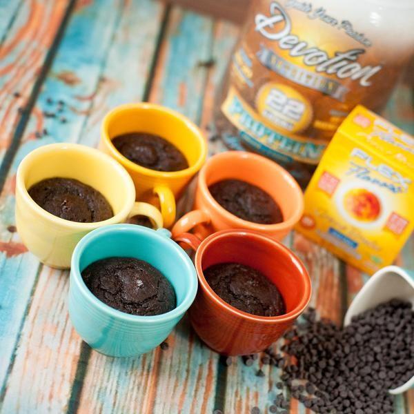 1 scoop Brownie Batter Protein Powder3 Birthday Cake, Creme Brulee or  Monkey Bread Flex Flavors2 TBSP (14g) coconut flour2 TBSP (14g) almond  flour2 TBSP ...