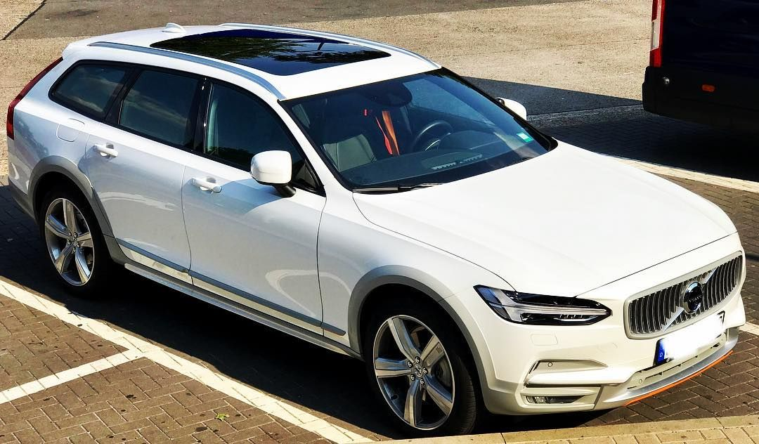 Volvo V90 Cross Country T6 Ocean Race Edition 2018 Volvo Volvo Wagon Volvo Xc