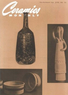 Ceramics Monthly June 1963 Ceramics Monthly Ceramics Monthly Ceramics Ceramic Art