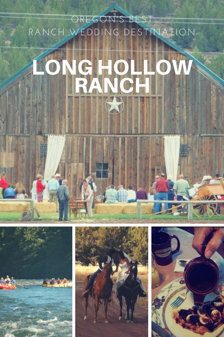 Long Hollow Ranch is a historic pioneer ranch in central Oregon. The  original buildings, over a century old, have been preserved and  renovated for hosting ranch weddings & guests.