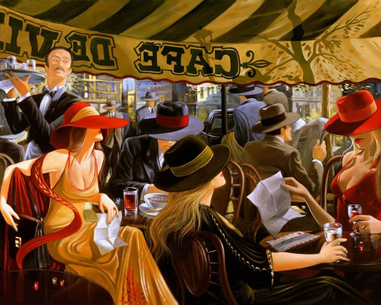 Victor Ostrovsky Art