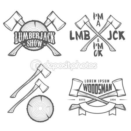 Lumberjack art google search