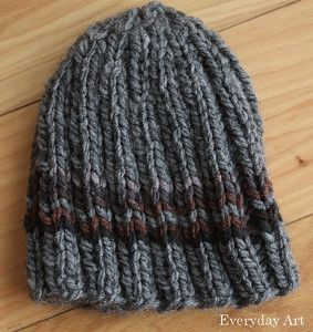 f873b3ef7 Charlie Brown Knit Hat | knits | Mens knit beanie, Knitted hats ...