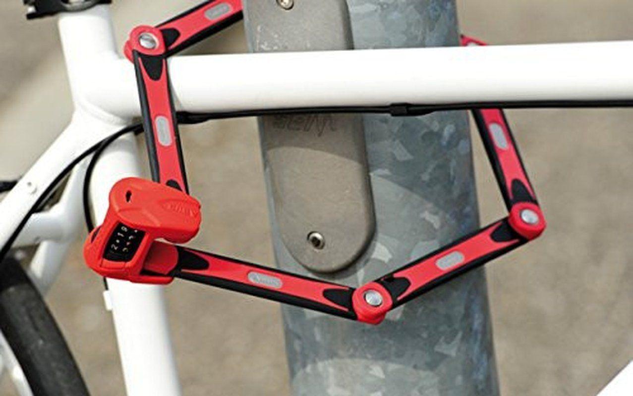Abus Bordo Combo 6100 90 Maximum Level 9 Bicycle Lock Bike