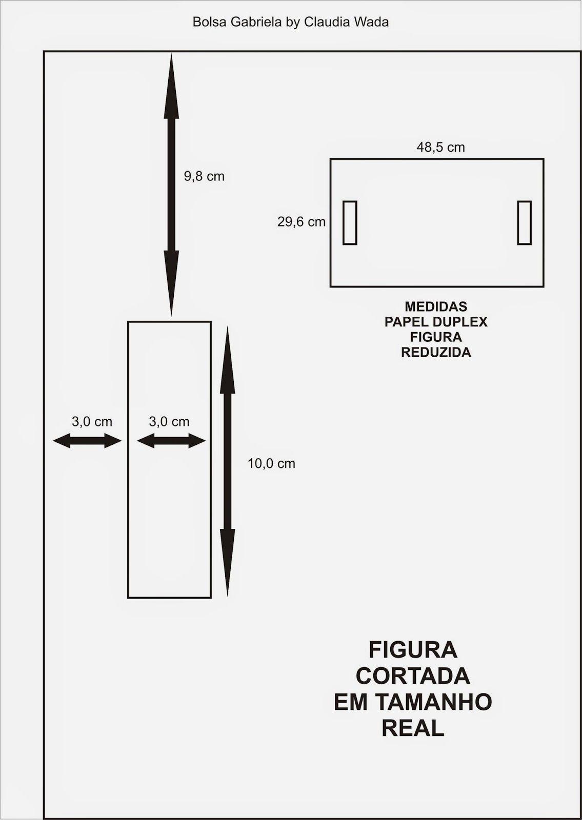 d37588d95 Gata Bacana: Passo a Passo Bolsa em Cartonagem | Cantalar | Art ...
