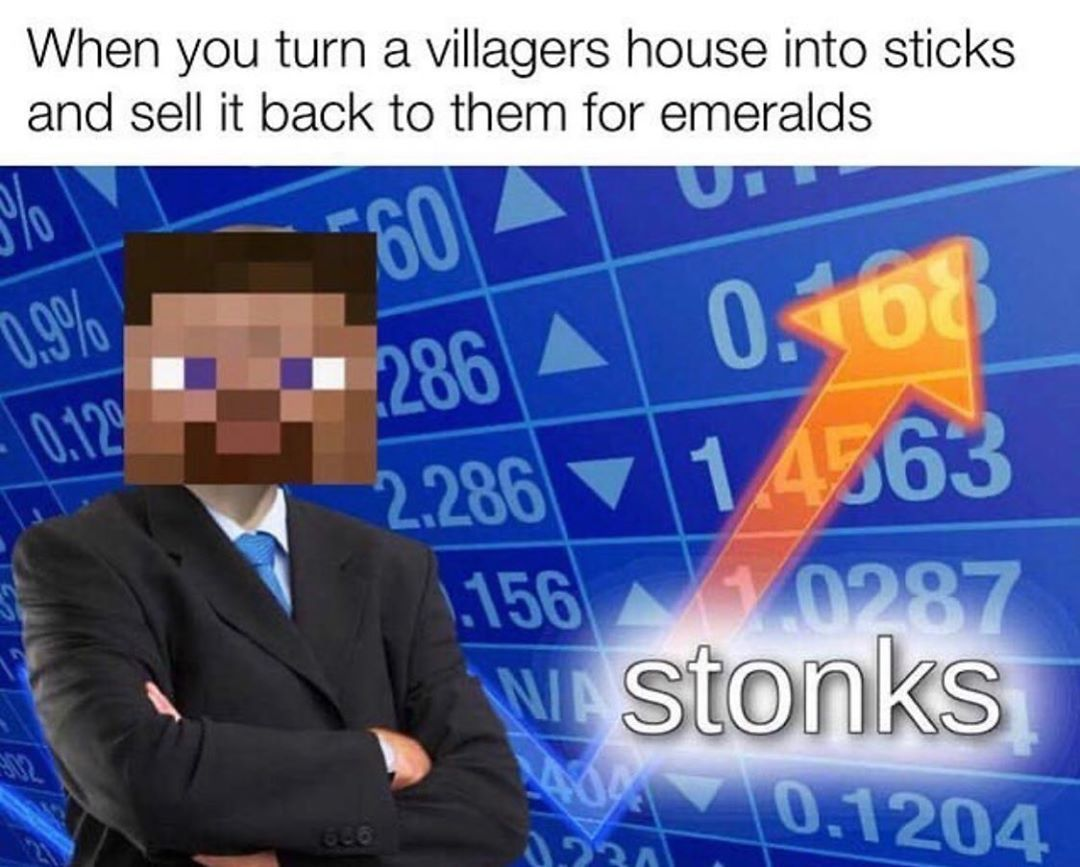 Follow Eyeofminecraft For More Minecraft Minecraftmonday Mining Gaming Minecrafter Minecraftgame Diamonds Funny Memes Stupid Memes Happy Memes