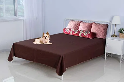 Waterproof Liner Pet Couch Cover Bed Cover for Dogs and Cats Sofa Cover Peach color Waterproof Pet Blanket Furniture Protector