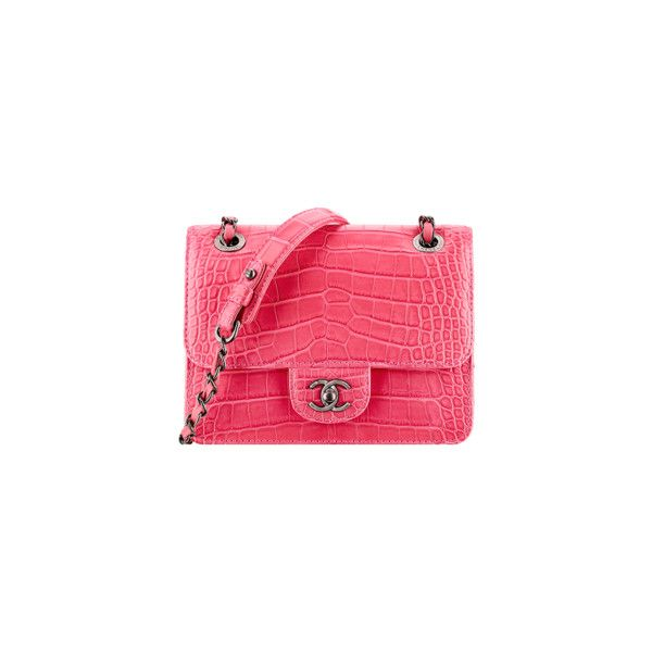 flap bag ❤ liked on Polyvore featuring bags, handbags, chanel, chanel bag, chanel handbags, red bag, flap bag and red handbags