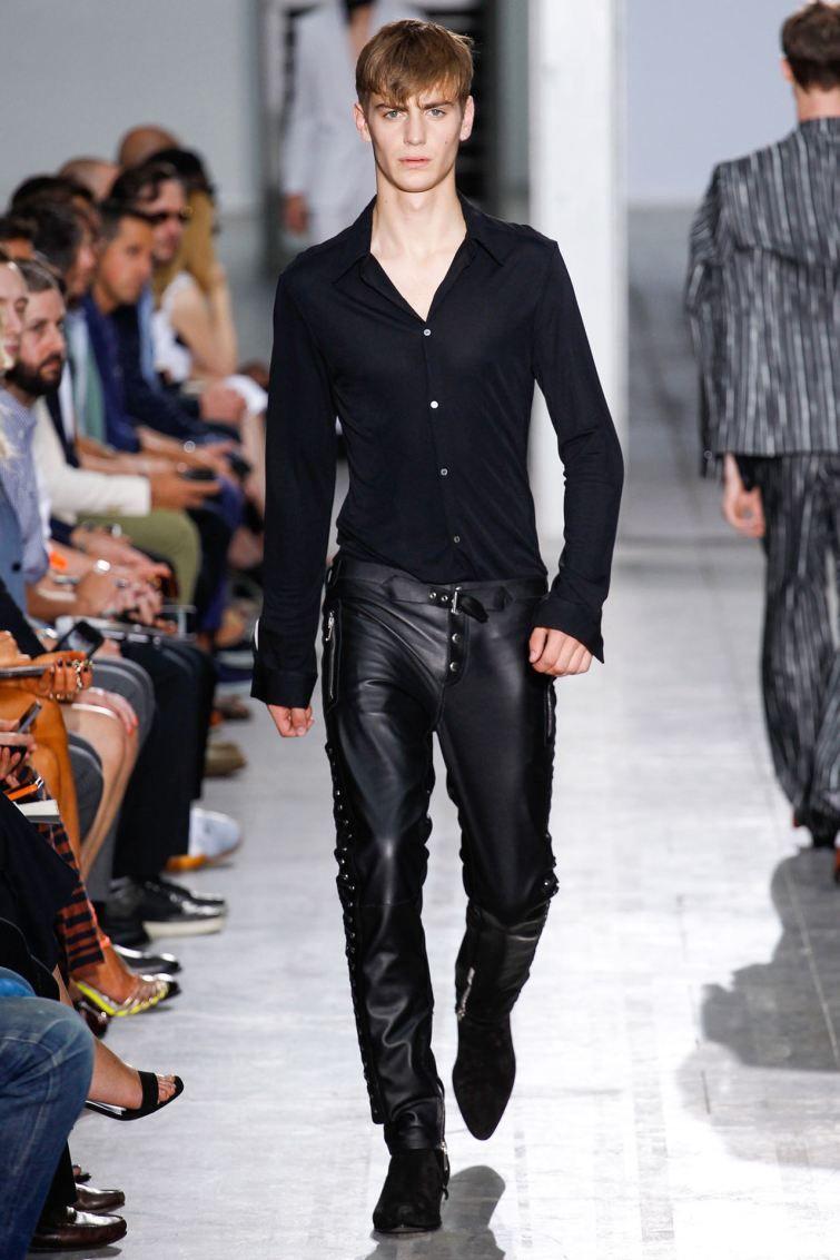 Costume National Homme SpringSummer 2015 Collection - Milan Fashion Week - DerriusPierreCom023