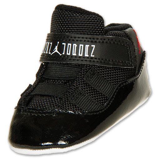 Infant Air Jordan Retro 11 Crib Shoes