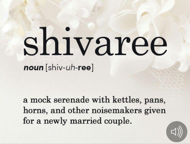 Shivaree