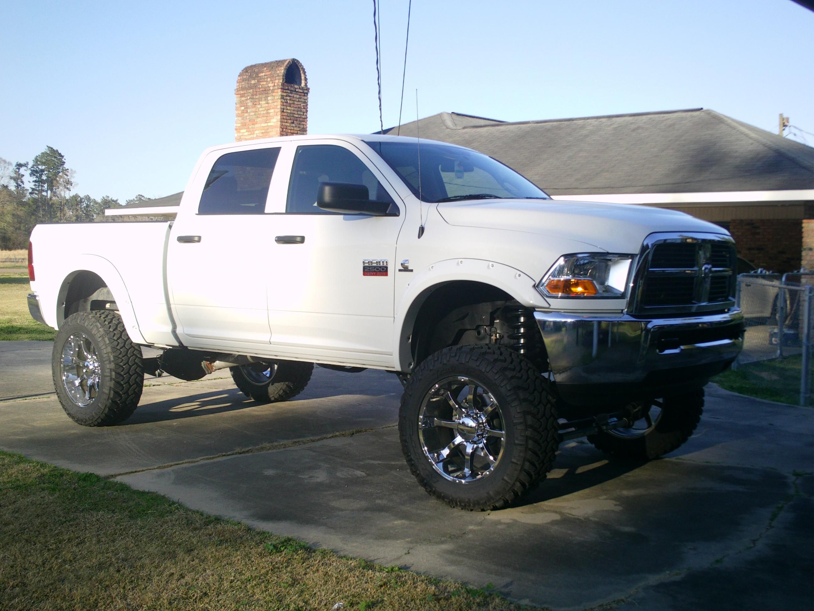 2010 lifted dodge ram trucks http twitter com gmcguys