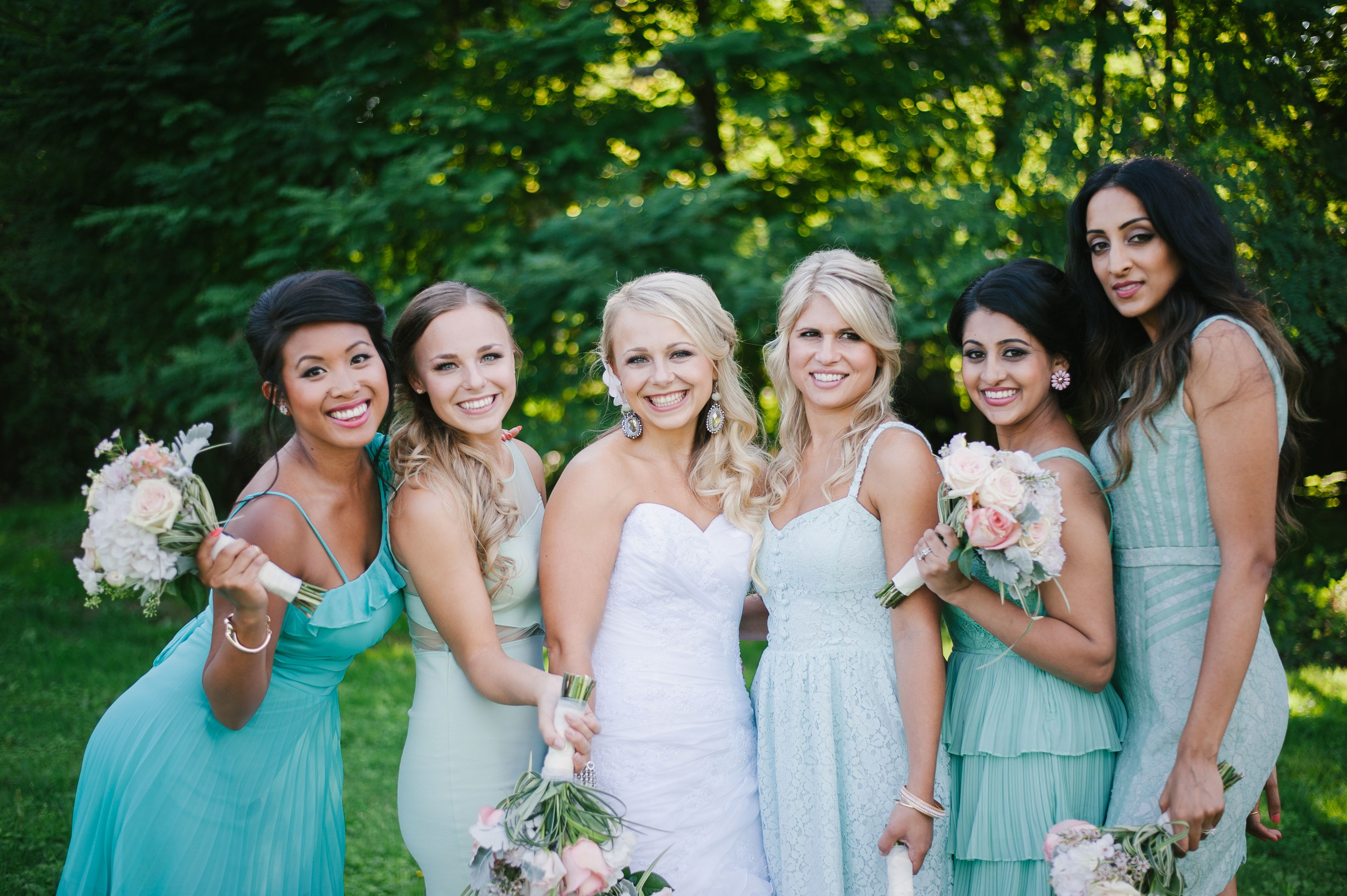 Love the mismatched mint bridesmaid dresses wedding boards are love the mismatched mint bridesmaid dresses wedding boards are mandatory and lovely pinterest mint bridesmaid dresses wedding and weddings ombrellifo Images