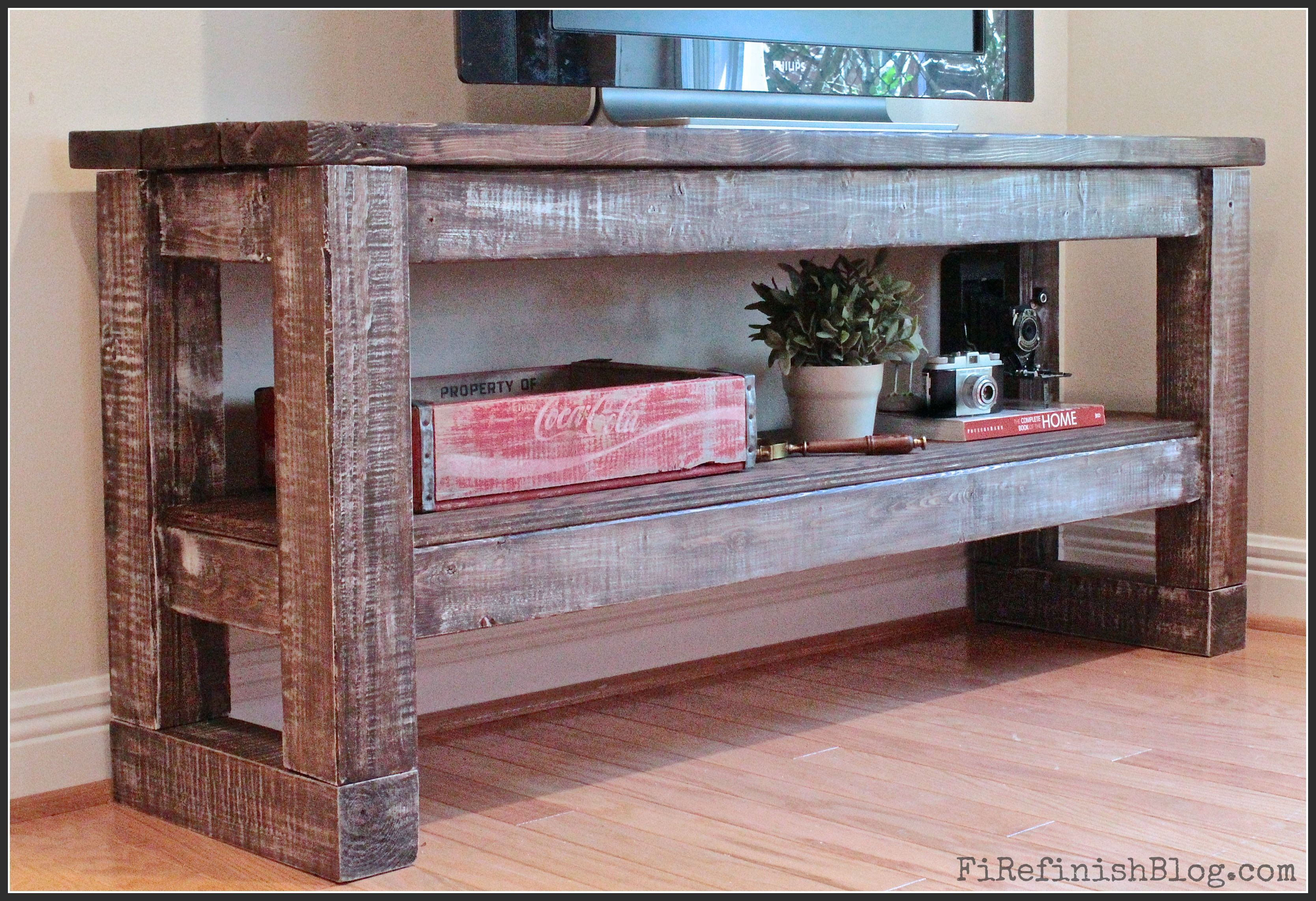Taylor Console Do It Yourself Home Projects From Ana