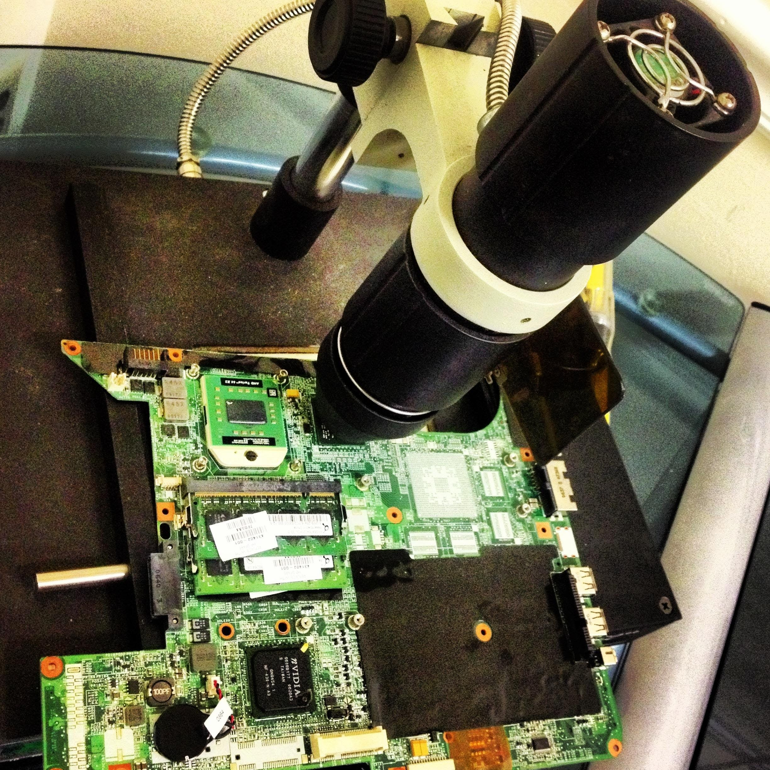 Pin by Doubleclickittofixit com on Apple Logic Board Repair