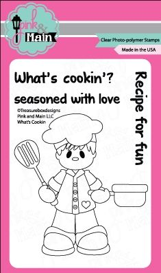 What's Cookin'? The new Pink and Main release that's what!