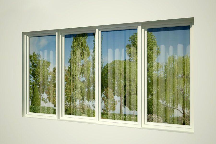 Glass Reflection Effect Window Reflection Glass Texture
