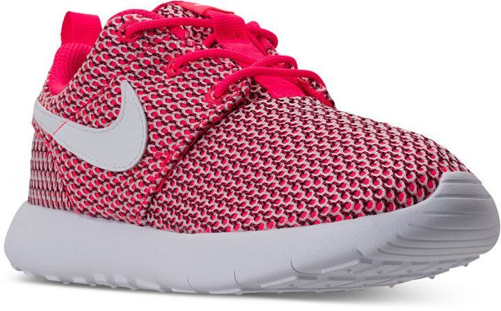 25a82bb68f Nike Little Girls' Roshe One Casual Sneakers from Finish Line | Products