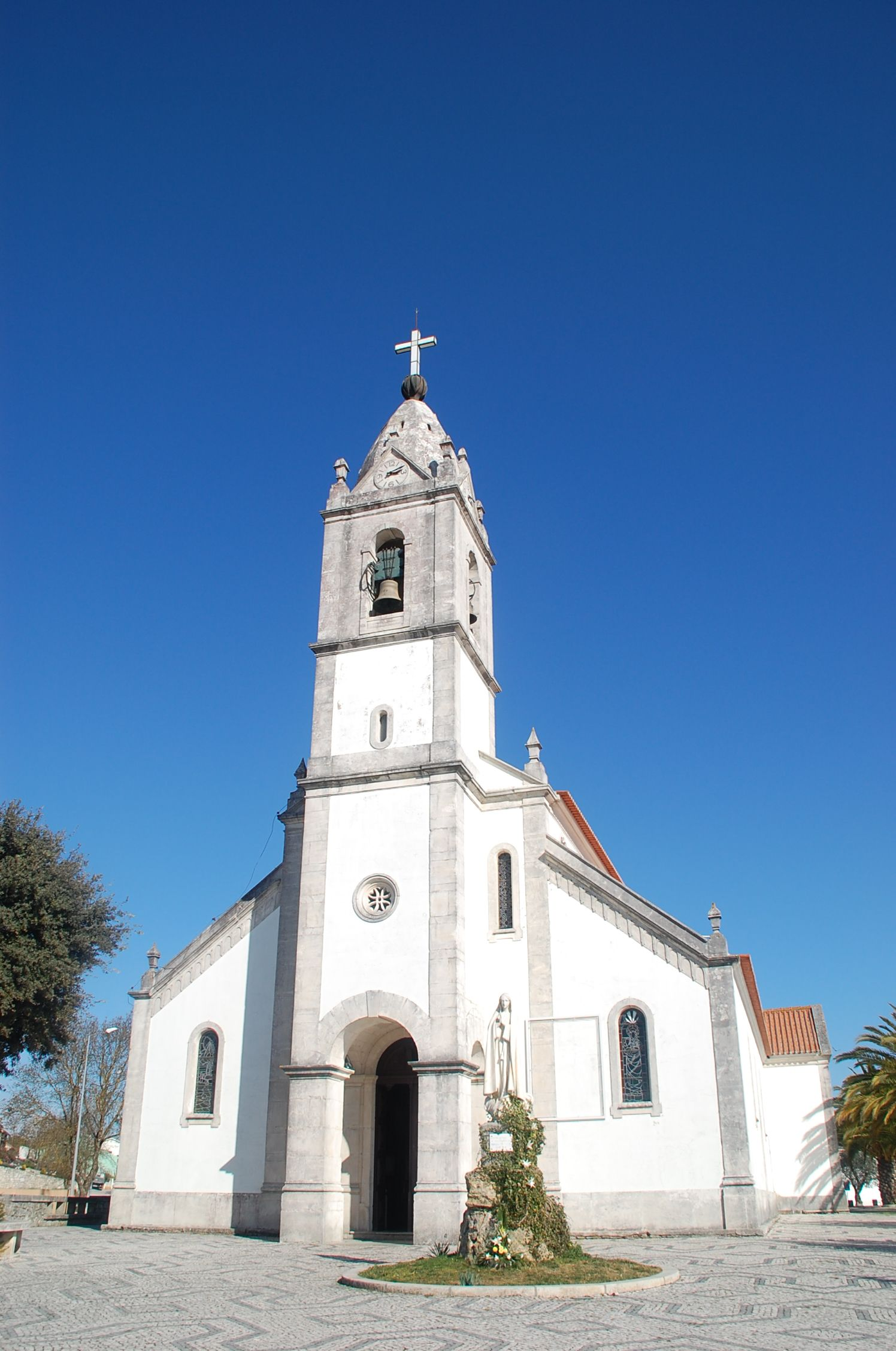 Holy Cross Bell Architecture Church Our Lady of Fatima ...