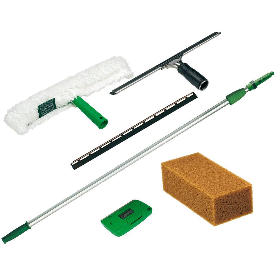 Unger Pwkoo Prowindow Window Cleaning Set Professional Window Cleaning Window Cleaner Window Cleaning Tools