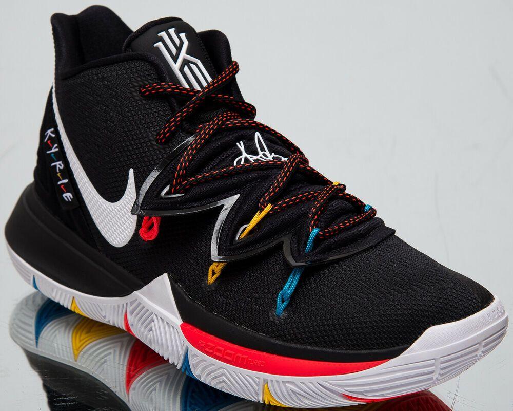 Nike Kyrie 5 Friends Mens Irving Black