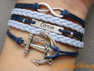 I love these bracelets. You can wear them with anything.