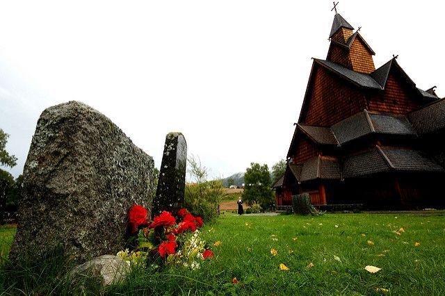 Heddal Stabkirche