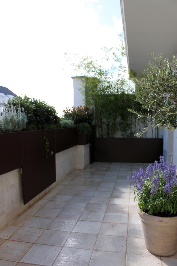 Jardin de dise o en terraza de atico jardines dise o - Jardines en aticos ...