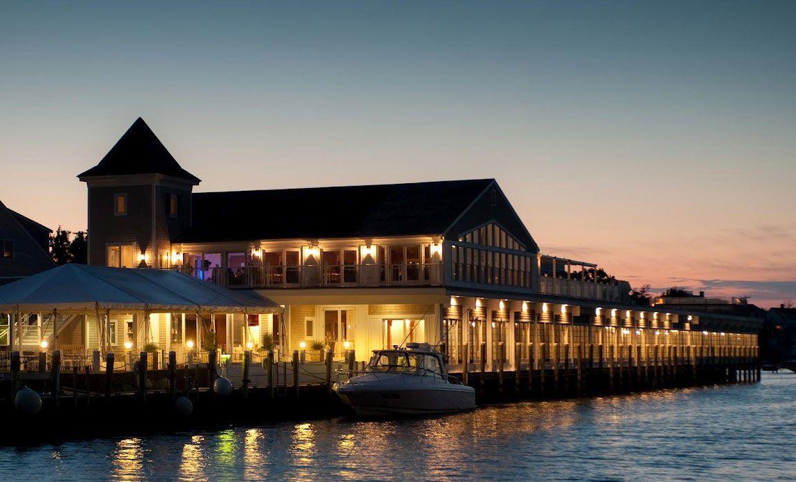 Wychmere Hydrangea Room Cape Cod Cape cod wedding venues
