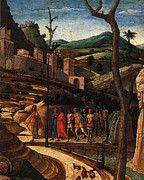 "New artwork for sale! - "" Mantegna Andrea The Agony In The Garden Dt by Andrea Mantegna "" - http://ift.tt/2ppS7VO"