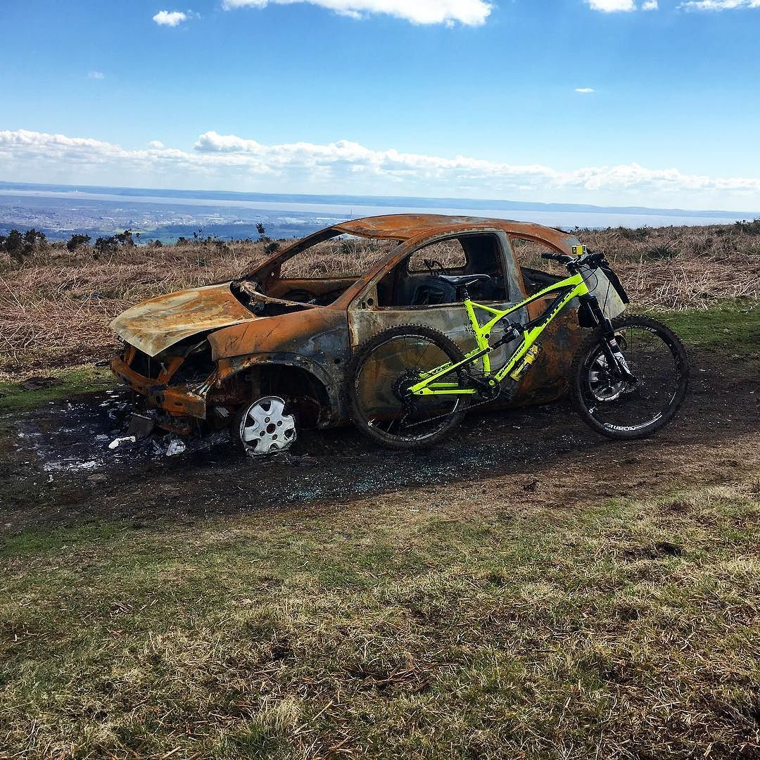 Second Of Our 3 Part Saga Ford Ka Burntout Car Nukeproof