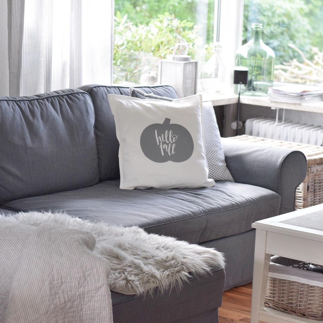 Schlafsofa Backabro Wohnzimmer #living #interiordesign #scandinavianhome  #scandiliving #wohnzimmer #lieblingscouch #