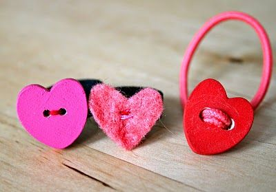 red bird crafts: rings and things :: a valentine's day tutorial. diy