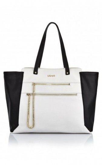 Liu Jo borse collezione Primavera Estate 2014 - Shopping bag grande Febe -   bags 8fbf5068436