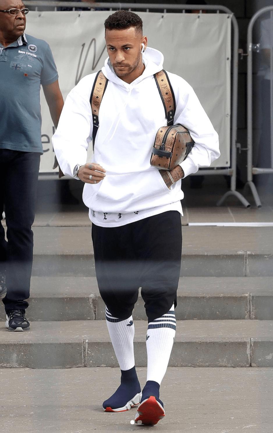 Balenciaga Speed Knit Sneakers | Neymar