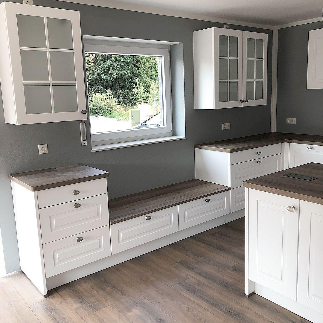 Nobilia Küche Sylt Landhaus | Dream House in 2019 | Nobilia ...