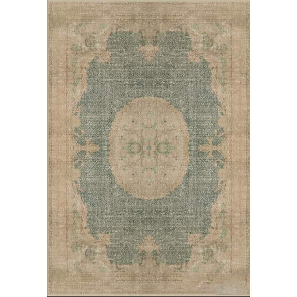 Photo of MAXY HOME Serica Collection Multi Color 5 ft. 3 in. x 7 ft. 7 in. Anti-Bacterial Area Rug-SE-1700-5X8 – The Home Depot