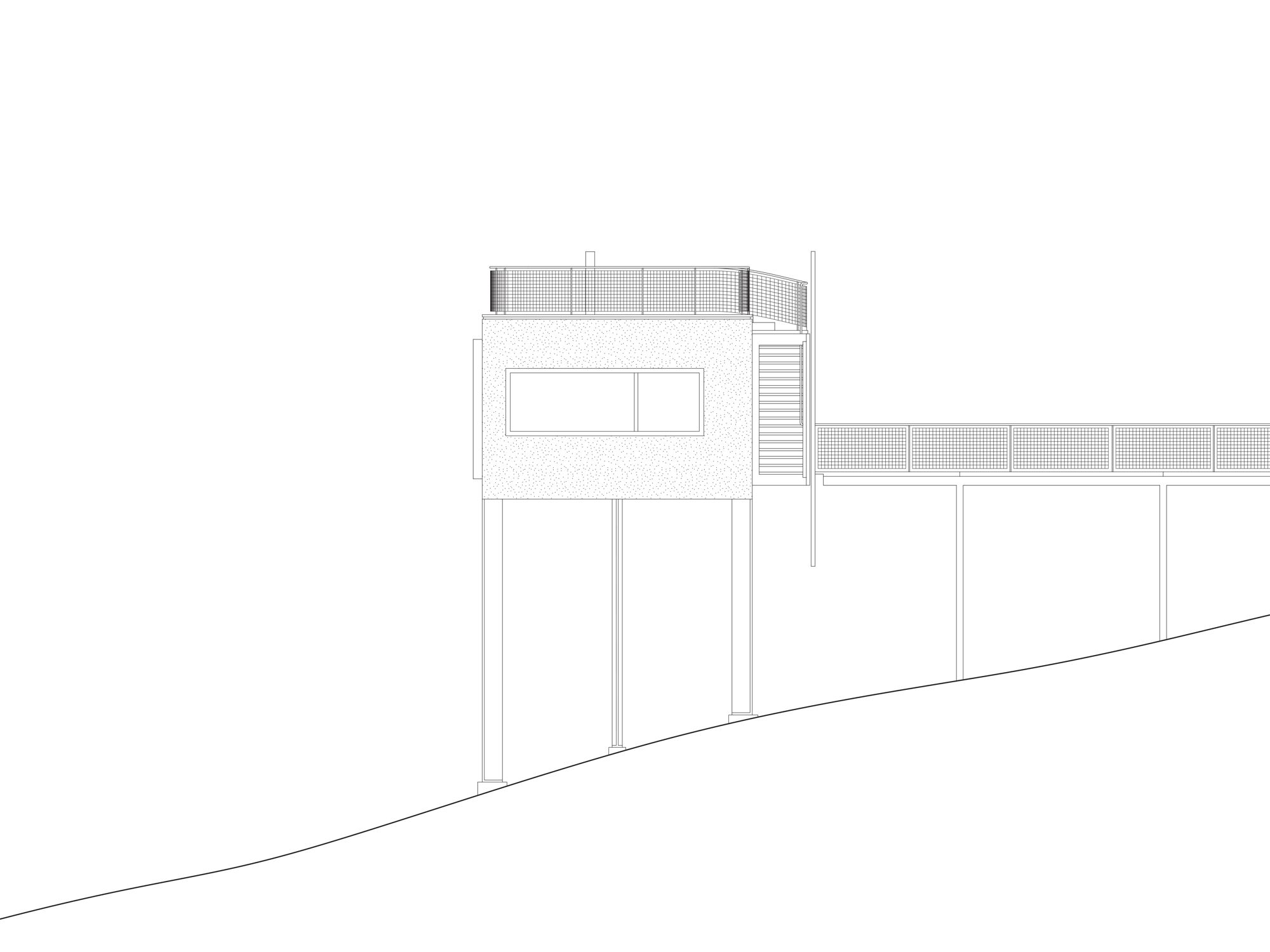 Mask House - Ithaca (New York) - WOJR: Organization for Architecture